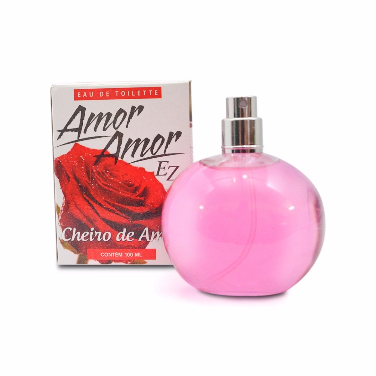 58b42f789 kit perfume cheiro de amor - ez eau toilette - 12 und. Carregando zoom.
