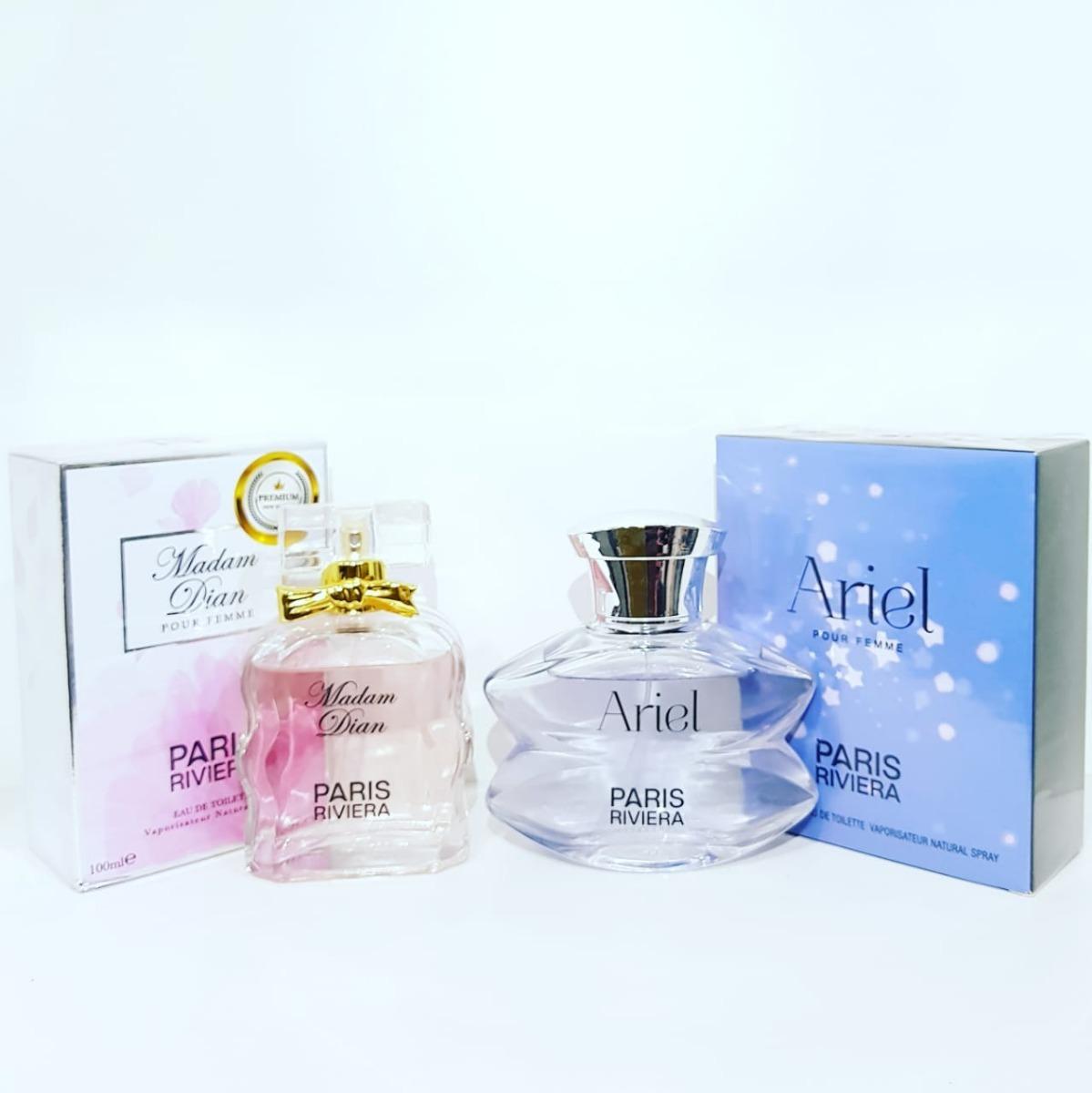 beca1d94194 Kit Perfume La Rive Miss Dior E Angel Referencias Promoção - R  59 ...