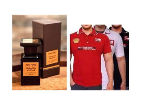 kit perfume tom ford tobacco vanile 30ml camisa ferrari. Black Bedroom Furniture Sets. Home Design Ideas