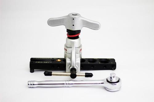 kit pestañadora excentrica con torque r410a cps profesional