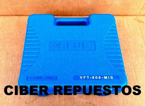 kit pestañadora excentrica vtf 808 mis value original