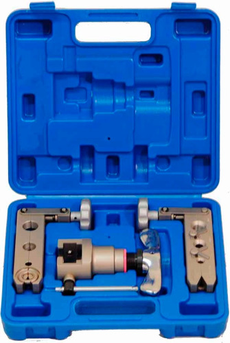 kit pestañadora value excentrica con tope r410a vft-808-c