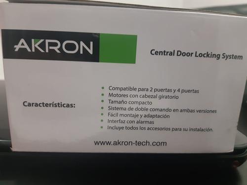 kit pestillos eléctricos - kit por 4 puertas - s/.50  oferta