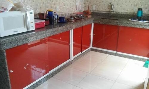 kit pia de vidro temperado!!!