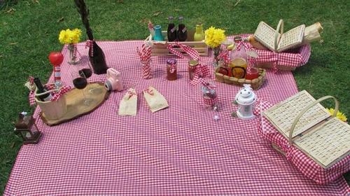 kit picnic, cestas picnic economica, canasta picnic