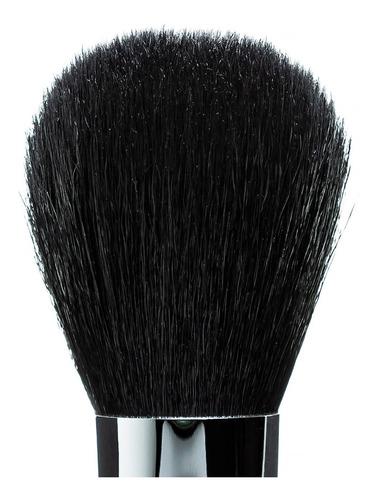 kit pincéis maquiagem profissional 7 un + brinde surpresa