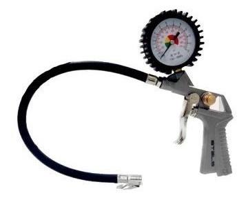 kit pintura pistola para compressor 5 pçs stels