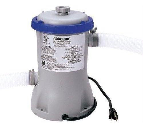 kit piscina inflável bestway 2.300ls filtro capa bomba forro