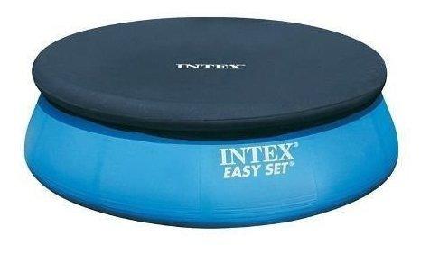 kit piscina inflável intex 9.792 litros filtro capa bomba