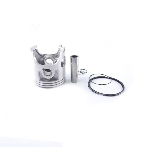 kit pistão + aneis segmento yamaha dt200 0,25mm