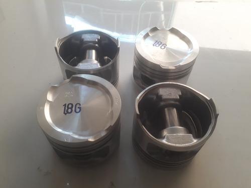 kit pistão anel gm monza motor 1.8 gasolina 84/86 ks - 0,50