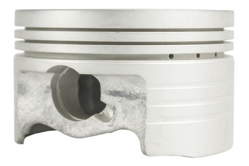 kit pistão c/ anéis rik titan 150 bros 150 m-project 0,75mm