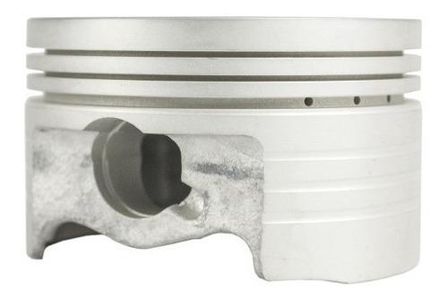 kit pistão c/ anéis rik titan 150 bros 150 m-project 1,00mm