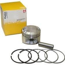 kit pistão e anéis 0,75 cg / ml 125