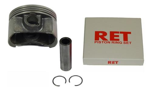 kit pistão e aneis xt 600 / tenere 600 0,50 marca: retpins