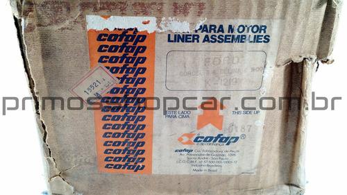 kit pistão e anel corcel 2 / belina 2 / delrey / pampa k1219