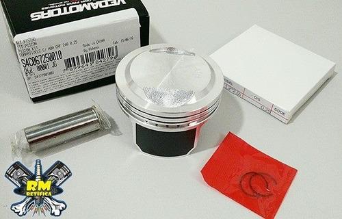 kit pistão taxado honda crf230 245cc athena 67,25mm