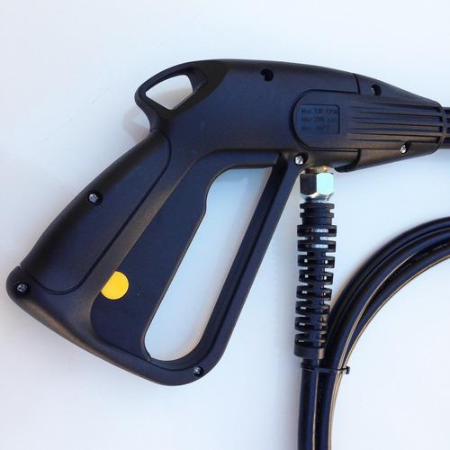 kit pistola + mangueira 03 metros - electrolux easy wash
