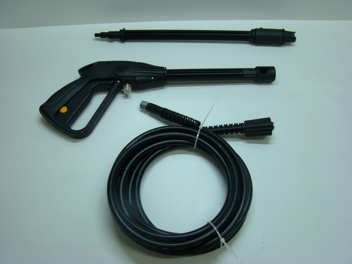 kit pistola mangueira lan a lavor wap karcher r 139 90 em mercado livre. Black Bedroom Furniture Sets. Home Design Ideas