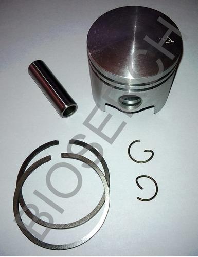 kit piston aro perno seguro para stihl ms 025 - fs 450 42 mm