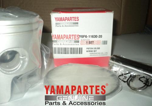 kit pistón motor fuera de borda yamaha 40g hp 0,50
