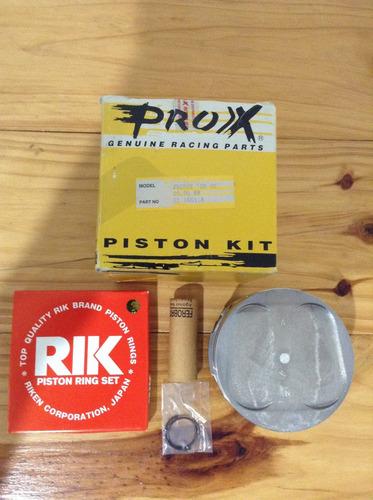 kit pistón xr650r 00/06 std