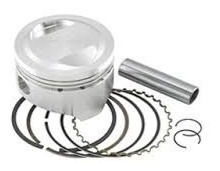 kit piston zanella rx150 / 0.50mm