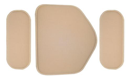 kit placa de contencao abdominal + lateral pos cirurgica