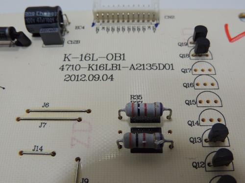 kit placa fonte cce lk42d k-150s2 & inverter led cce lk42d