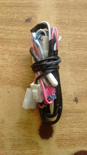 kit placa geladeira electrolux  df46 df49 127v completo
