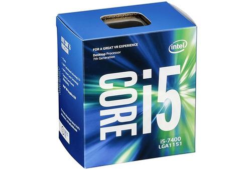 kit placa mae asus h110m core i5 7400 8gb ddr4 testado