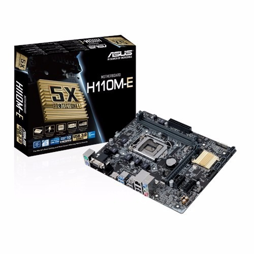 kit placa mae asus h110m core i7 7700 4.2ghz 16gb ddr4