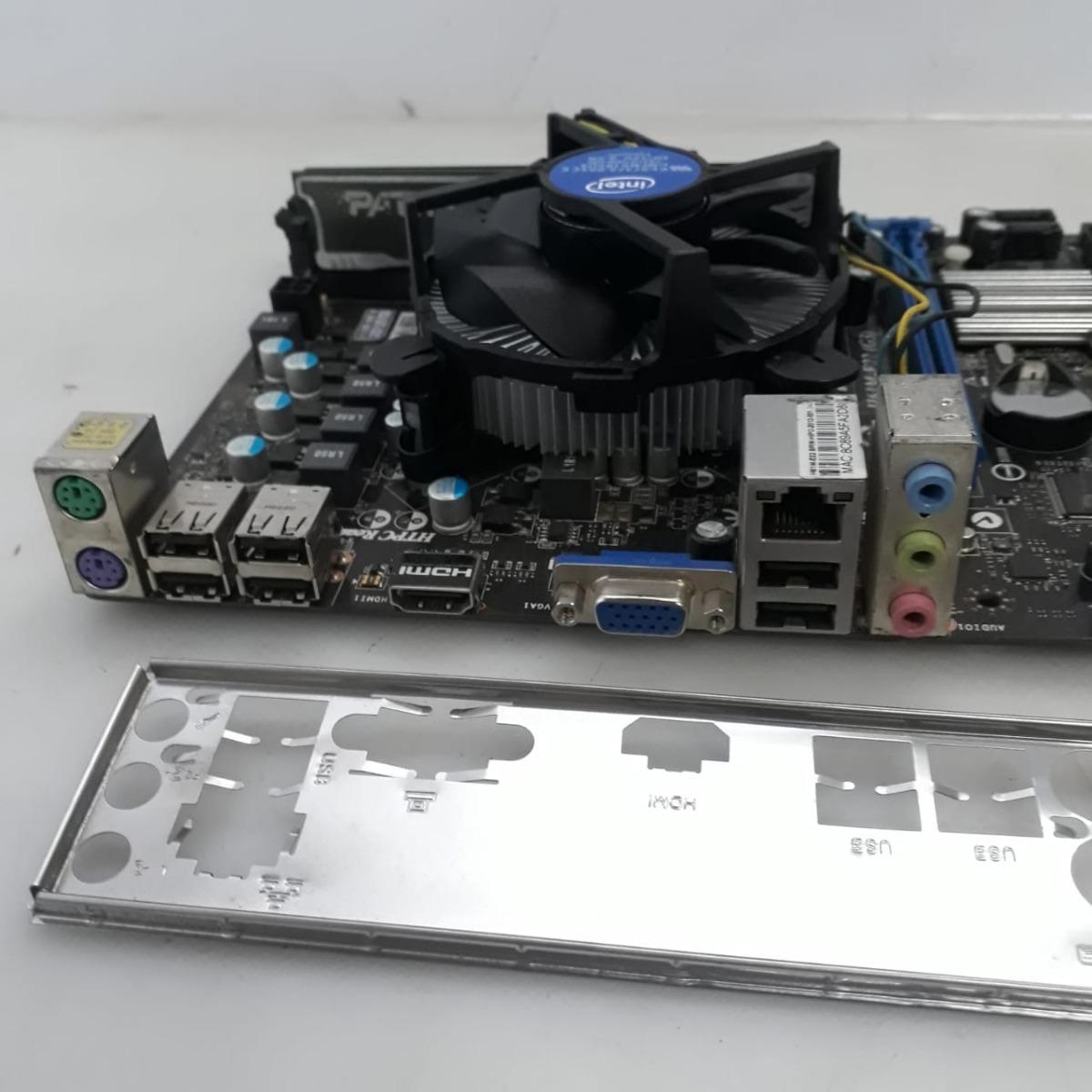 MSI H61M-E22 (G3) Control Center Drivers for Windows 7