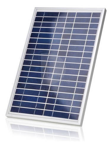 kit placa painel solar 10w (watts) + controlador 10a lcd usb