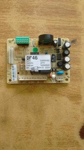 kit placa, sensor e ventilador electrolux 127v