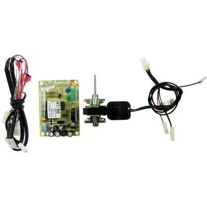 kit placa sensor geladeira electrolux 127v 70001455