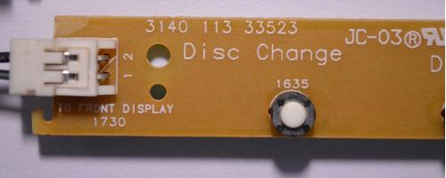 kit placas philips fwm570/19 3140 113 33523 3140 113 33533