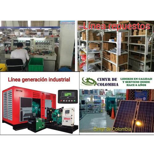 kit planta solar portátil panel energía gratis tv luces #4