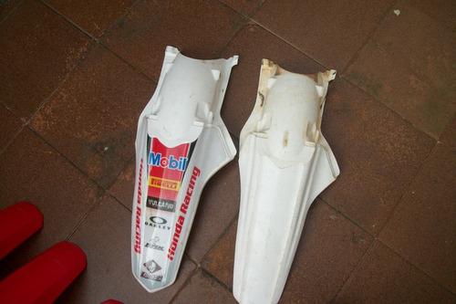 kit  plastico crf 250 oficial