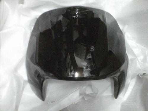 kit plasticos guerrero trip 110cc negro - 2r