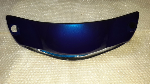 kit plasticos motomel blitz tunning azul oscuro y llave cont
