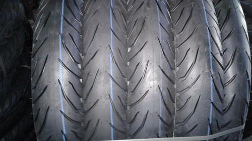 kit pneu factor dianteiro 2.75-18 + traseiro 100/80-18 pirel