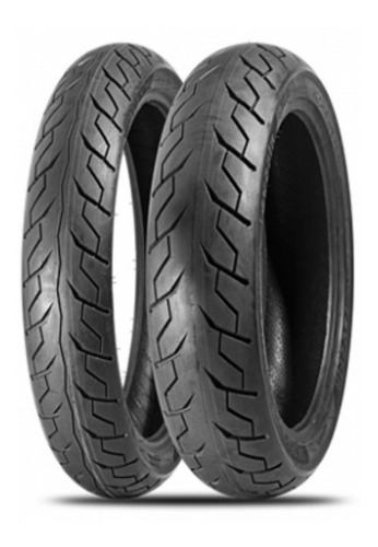 kit pneus moto cbx250 twister aro17 100/80 e 130/70 levorin