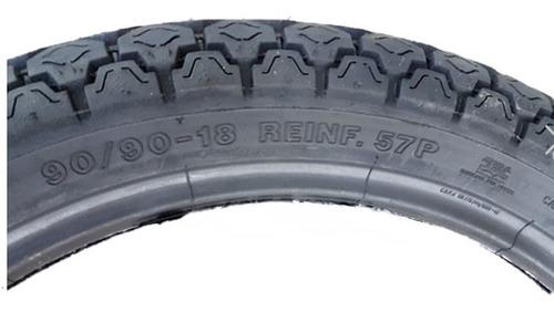 kit pneus moto cg titan 125 aro 18 2.75 e 90/90 dakar