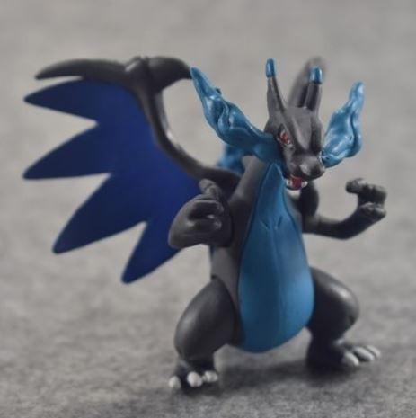 kit pokemons charmander charmeleon charizard mega charizard