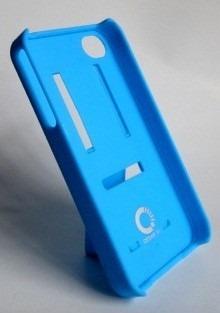 kit por 5 peça capa suporte para iphone 4/4s *casa51*