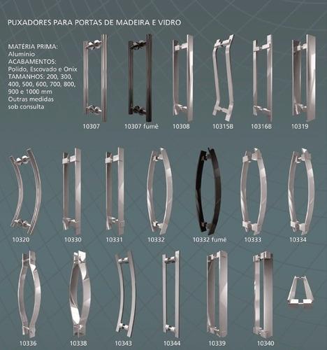 kit porta correr vidro roldana aparente alum trilho 2,00 mts