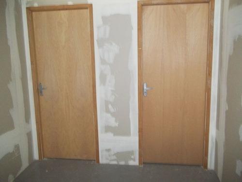 kit porta pronta para drywall ou alvenaria - completa