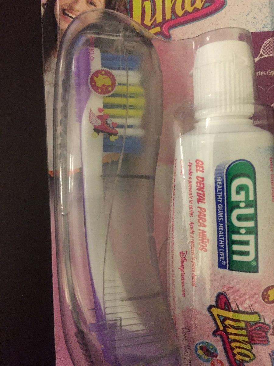 kit portatil de soy luna pasta de dientes y cepillo disney. Cargando zoom. 36490c2b9915