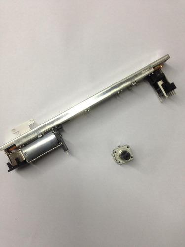 kit potenciômetro yamaha 01v96 + encolder c/função ao centro